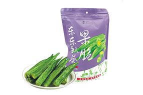 东东秋葵果脆 椒盐味